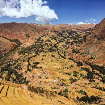 Sonntagsmarkt und krank in Cusco