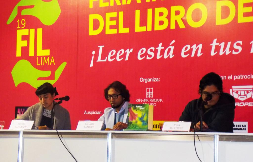 001 Buchmesse Lima