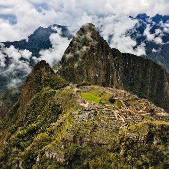 Machu Picchu und andere Wunder